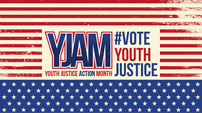 It's Youth Justice Action Month! Take the Pledge to
